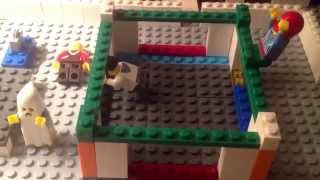 Lego WWE, 10 men Royal Rumble