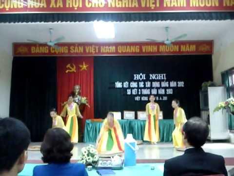 múa Những cô gái Việt Nam (MNHS)
