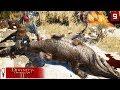 SLAYING DRAGONS (Ok, Crocodiles) - Divinity Original Sin 2 Gameplay Part 9 - [Coop Multiplayer]