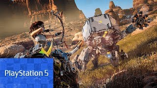 Will Horizon Zero Dawn 2 Be A PS5 Launch Day Exclusive Release?