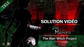 [TRLE] Lara At The Movies (2004) - #02 - Cinema 1 - The Blair Witch Project