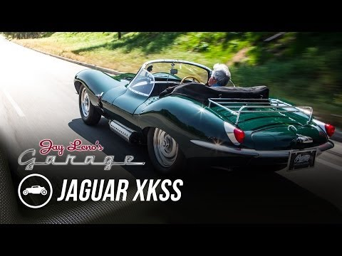 Steve McQueen's 1956 Jaguar XKSS - Jay Leno's Garage