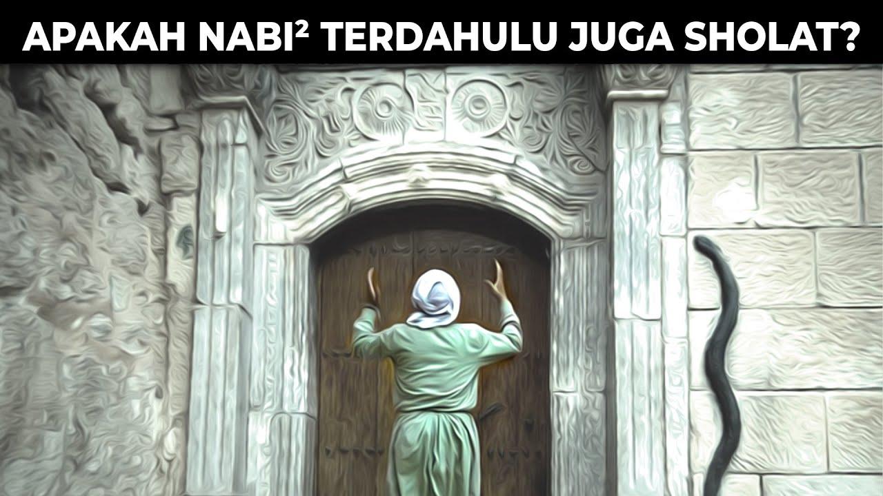"""""""MISTERI"""" SHOLATNYA Nabi Muhammad ﷺ Sebelum Isra' Mi'raj, Apakah Nabi² Dahulu Juga Sholat? #YtCrash"""