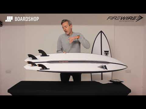 Firewire El Tomo Fish Surfboard Review