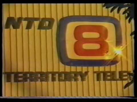 NTD8 Darwin TV 1988