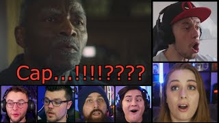 Marvel Studios The Falcon And The Winter Soldier Episode 2 Reaction Compilation