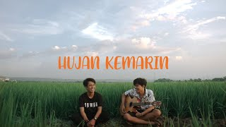 Hujan Kemarin - Taxi (Cover) ft Hanief Fuadi