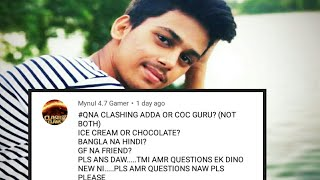 আমার Favorite clash of clans youtuber  কে? #Q&A