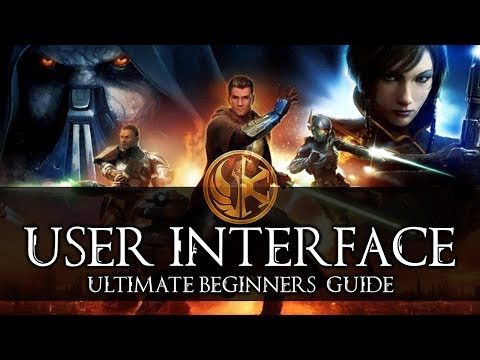 Ultimate SWTOR Beginners Guide - All UI Elements Explained