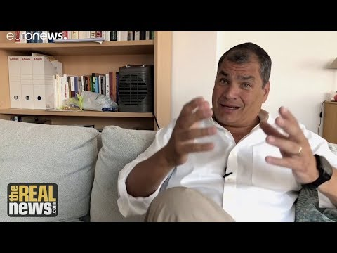 "Arrest Warrant for Ecuador's Ex-President Correa: Based on ""No Evidence"""