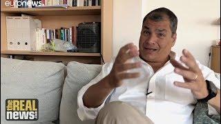 "Arrest Warrant for Ecuador's Ex-President Correa: Based on ""No Evidence"""