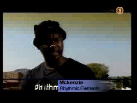 Rhythmic Elements Music Video BIHIND THE SCENES by Ses'Khona SABC 1