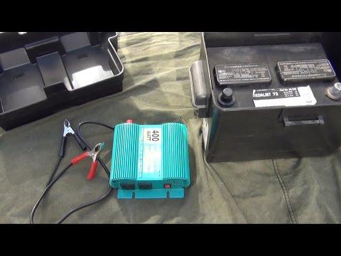 Harbor Freight 45 Watt Solar Panel Kits How To Install