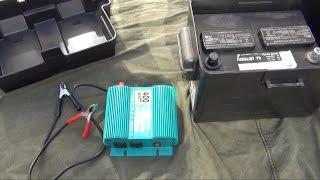 Camping Solar Panel Kit