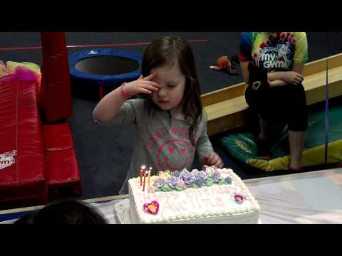 The 3rd birthday song