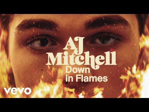 Смотреть клип Aj Mitchell - Down In Flames
