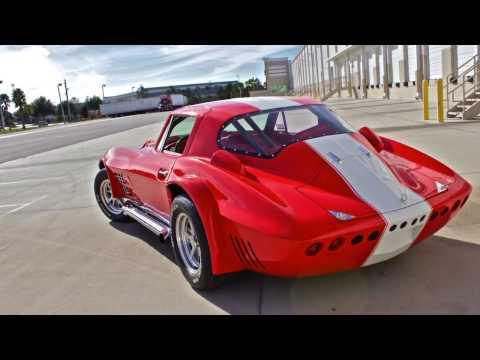 "Corvette ""Grand Sport"" Clone"