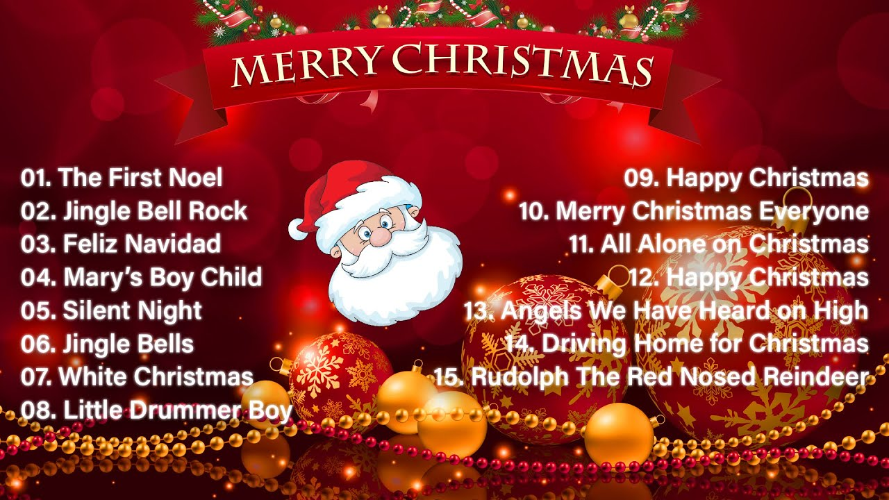 Best Christmas Songs Playlist Christmas Music 2020 Classic Christmas Songs Mix Youtube