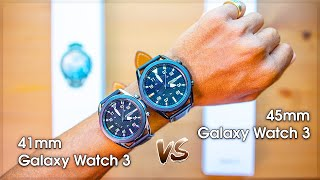 Galaxy Watch 3 [41mm vs 45mm] Don't buy the WRONG ONE!