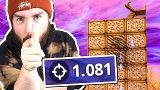 1081 KILLS in 1 FORTNITE Runde! (WELTREKORD)