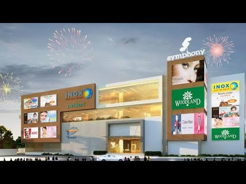 Symphony Mall Bhubaneswar - Hansapal