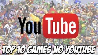 TOP 10 Games mais vistos de 2015 no Youtube