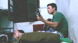 [Guitar cover] Sau chia tay
