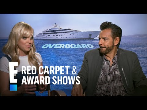 Anna Faris & Eugenio Derbez Reflect on Embarrassing Their Kids  E! Live from the Red Carpet