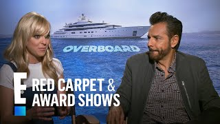 Anna Faris & Eugenio Derbez Reflect on Embarrassing Their Kids | E! Live from the Red Carpet