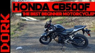 Honda CB500F: The Best Beginner Motorcycle?