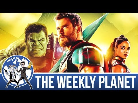 Thor Ragnarok - The Weekly Planet Podcast