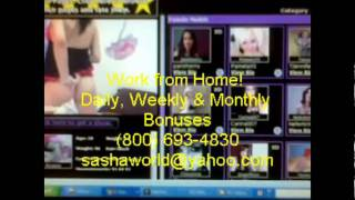 Webcam Models Work from Home(, 2011-03-27T01:15:25.000Z)
