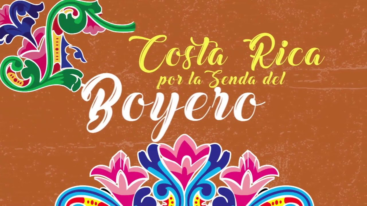 Costa Rica por la Senda del Boyero (Documental)