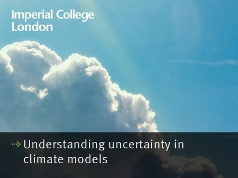 Understanding uncertainty in climate models