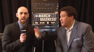 CBS Sports Host Greg Gumbel