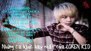 Loren Kid: Nghe tải album Loren Kid - nhaccuatuicom