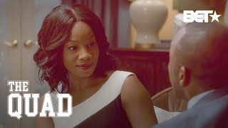 Is Dr. Eva Fletcher DTF? | The Quad