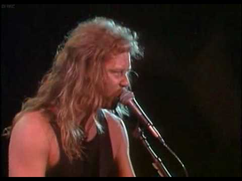 Metallica - Sad But True (Live)