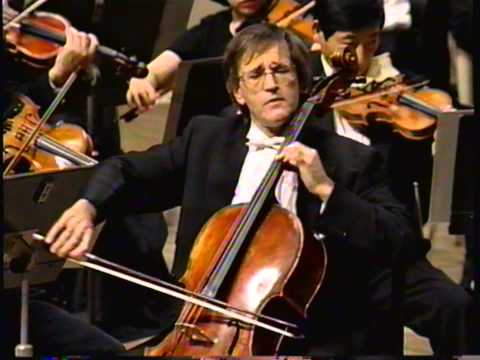 Prokofiev: Symphony-Concerto in E minor, Op. 125 - II. Allegro giusto, Cello: David Geringas