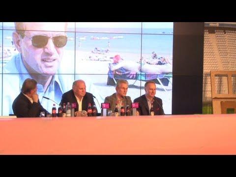 Triple-Trainer tritt unter Tränen ab: Heynckes
