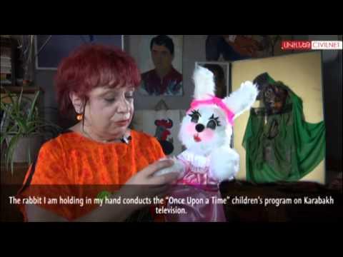 Թաքնված Երևան: Տիկնիկագործը | Hidden Yerevan: The Puppeteer