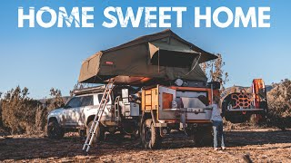 Family camping in Lin¢oln National Forest - New Mexico | Lifestyle Overland S2E24