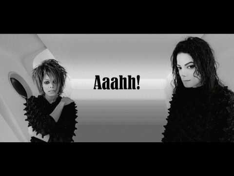 Michael and Janet Jackson - Scream (Lyrics)