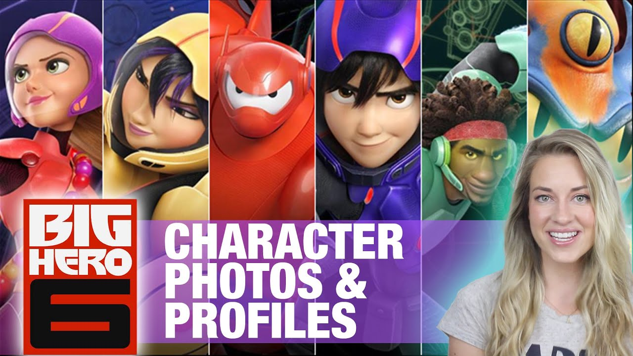 Big hero 6 credits scene they are not only books - Big Hero 6 Credits Scene They Are Not Only Books 17