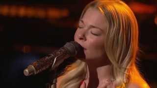 Leann Rimes sings Billy Joel's 'Lullabye (Goodnight, My Angel)'