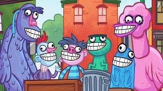 Troll Face Quest TV Shows All Secret Levels Fails Compilations