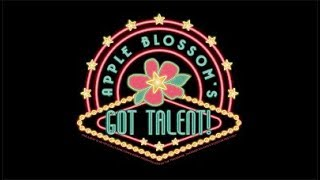 Apple Blossom's Got Talent! First Auditions 2018
