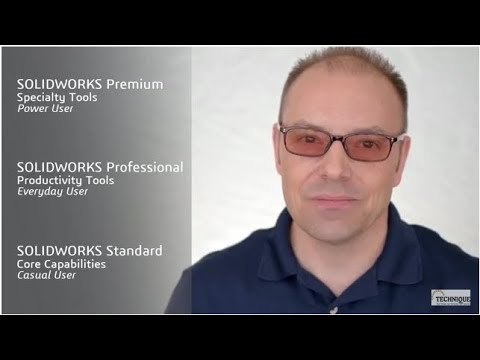 Differences between SOLIDWORKS