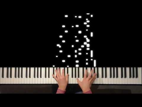 """F. Liszt: Transcendental Etude No. 5 """"Feux Follets"""" - LisztLover"""