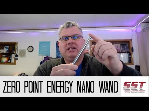 Zero Point Energy Nano Wand
